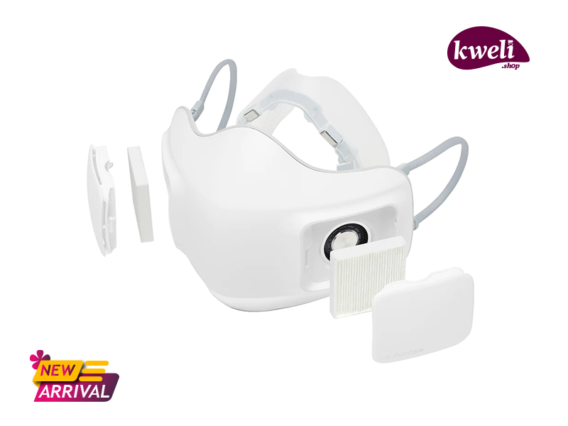 LG PuriCare™ Wearable Air Purifier AP300AWFA; Advanced Face Mask, LG PuriCare Face Mask Personal Care
