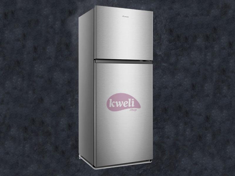 Hisense 488-liter Refrigerator RT488N4ASU; Double Door Fridge, Frost Free Top Mount Freezer Double Door Fridges